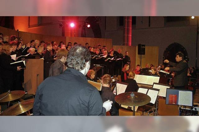 Moderne Kirchenmusik öffnet Horizonte