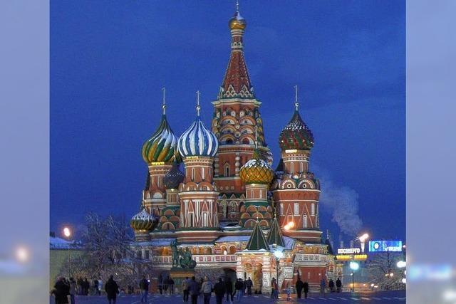 BZ-Leserreise nach Moskau