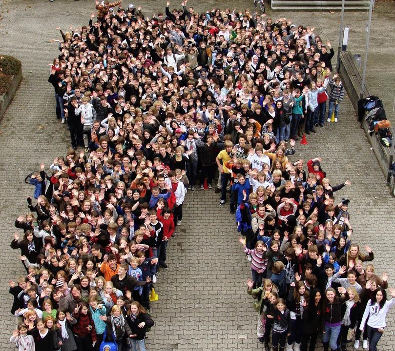Welt-Aids-Tag am Faust-Gymnasium    | Foto: privaT