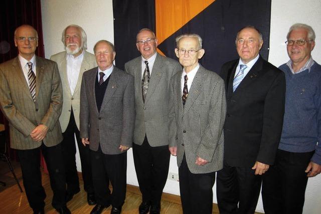 Die Kolpingfamilie feiert ihr 50-jähriges Bestehen