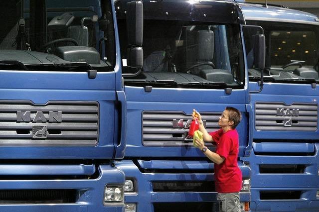 Ohne Kredit kein Lastwagen
