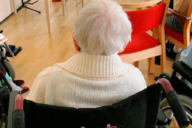 Bessere Hilfe für Demente
