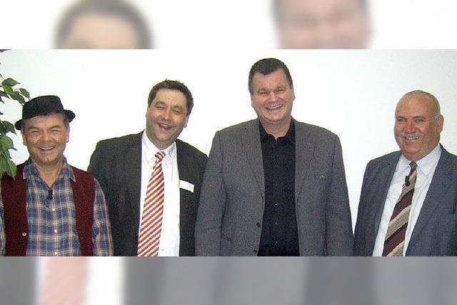 Im Doppelpack: Hannes und der Bürgermeister