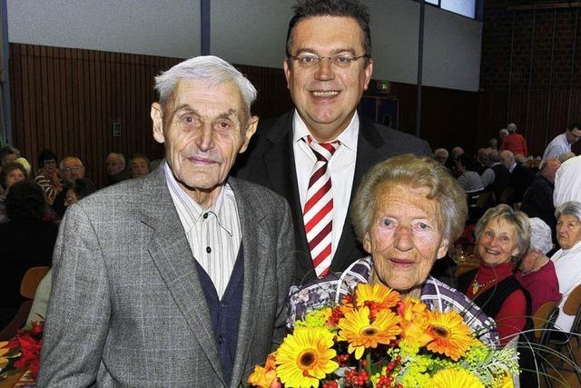 Weit über 200 Gäste beim Altennachmittag