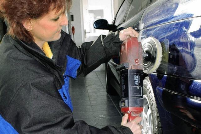 Streicheleinheiten fürs Fahrzeug
