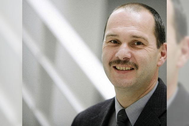 Neuer Rektor an der WHL