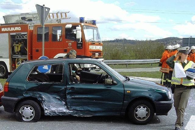Feuerwehr Maulburg war bei 43 Einsätzen gefordert