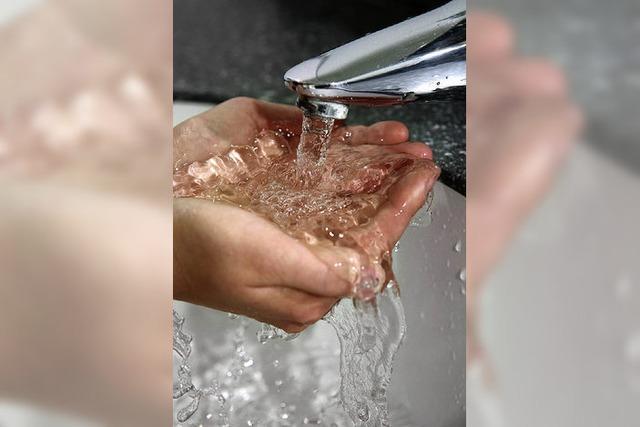 Der Wasserpreis steigt