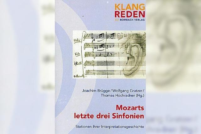 BUCH: Mozart- Impulse