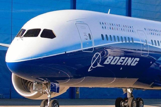 Kommt der Dreamliner erst im Sommer 2010?