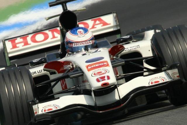 Honda verabschiedet sich
