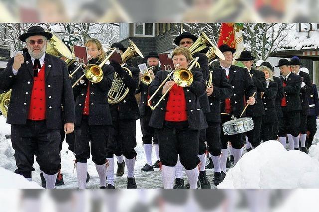 Gemeinde feiert den heiligen Nikolaus