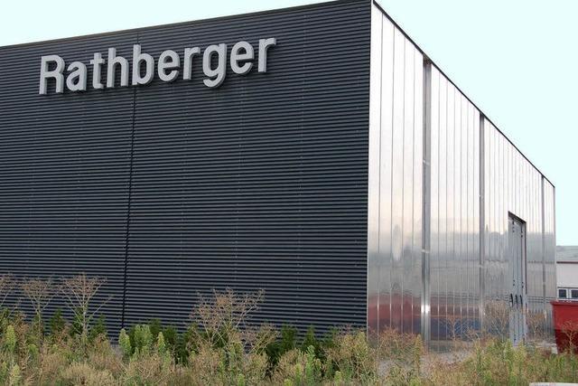 Rathberger möchte weiterwachsen