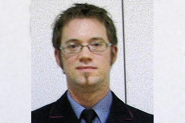 Sven Buser wird Stadtjugendwart