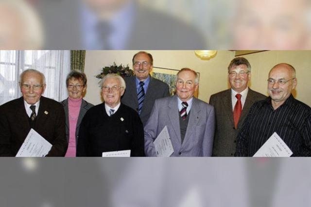 In 60 Jahren sank die Zahl der Mitglieder