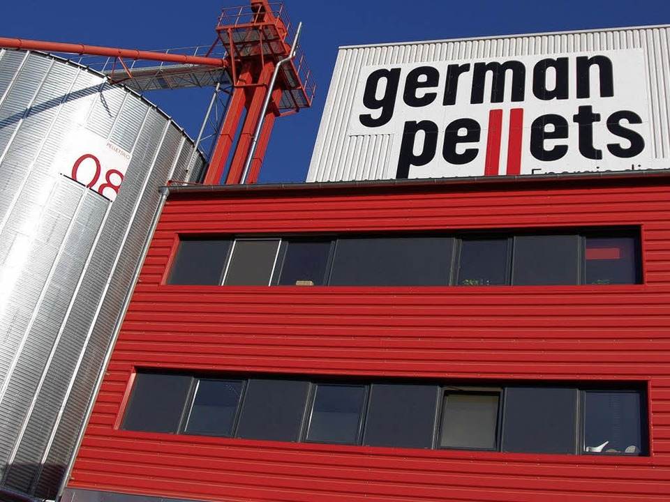 German Pellets  drückt aufs Gas.  | Foto: Katharina Meyer