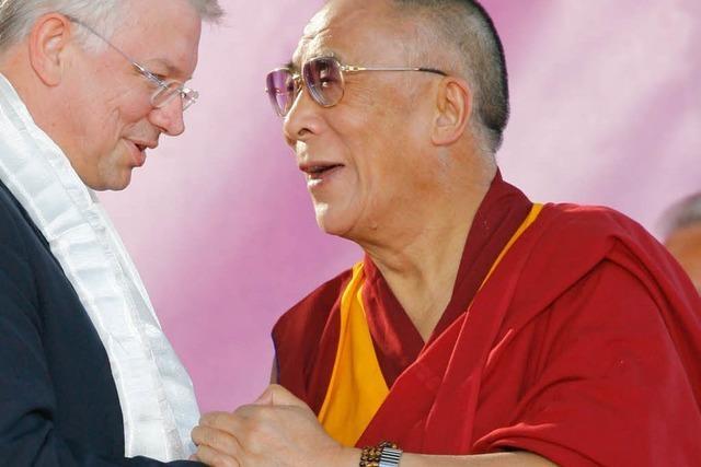 Dalai Lama erhält Deutschen Medienpreis