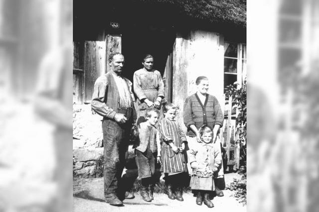 Mit dem Ersten Weltkrieg endete die Zeit des Wohlstandes