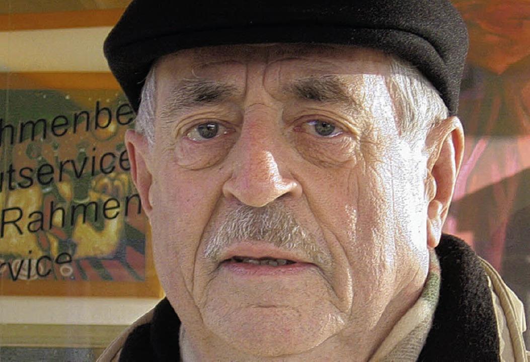 Werner Fleuchaus    Foto: steineck
