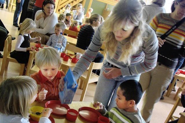 Erfahrungen im Prager Kindergarten