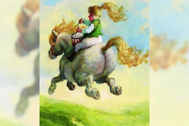 Pferde, wohin man schaut