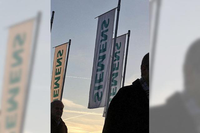 US-Verfahren gegen Siemens vor dem Abschluss