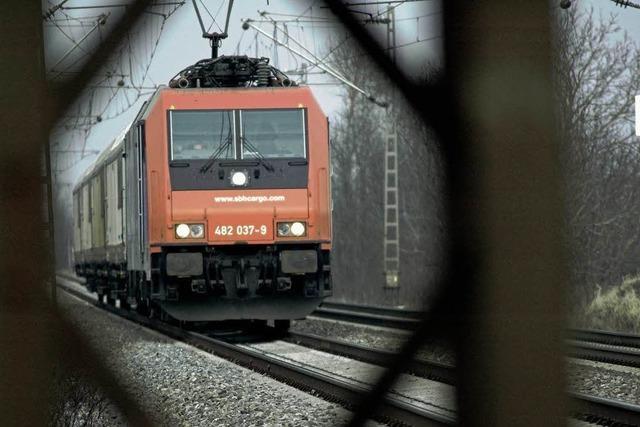 Grundsatzpapier zum Bahnausbau