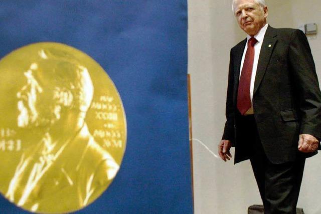 Korruption beim Nobelpreis für Harald zur Hausen?
