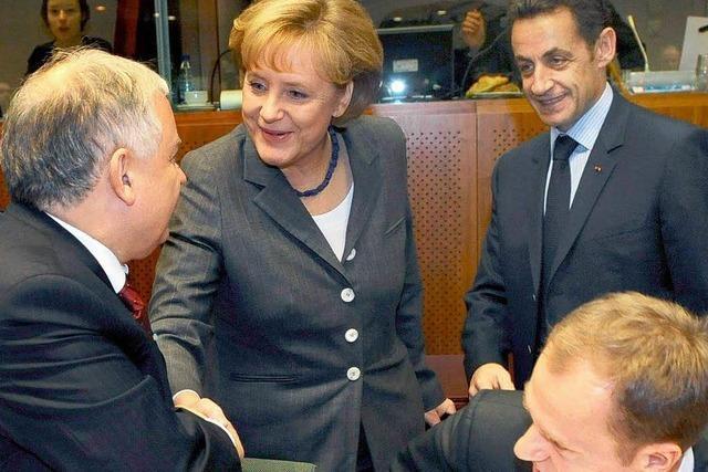 EU-Gipfel beschließt milliardenschweres Konjunkturpaket
