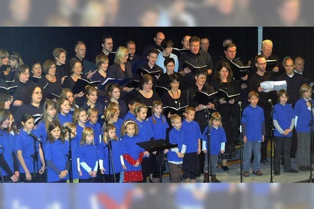 Singen für Kindergärten