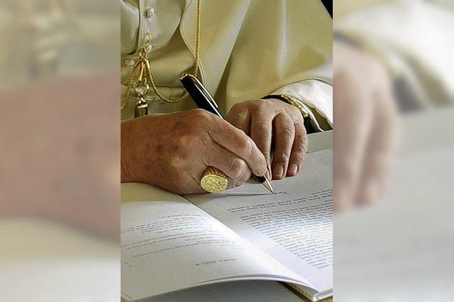 Der Vatikan und die Biotechnologie