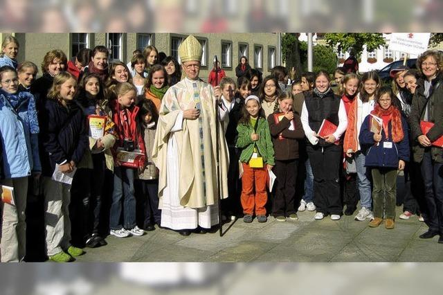 Pueri Cantores 2008: Kinder verkünden den Frieden