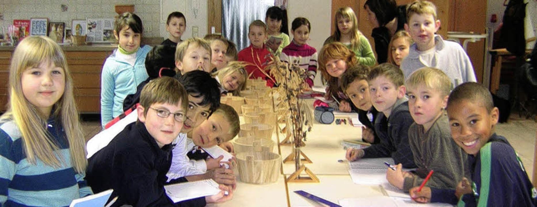 In der Birlin-Mühle gibt es für  Jungs und Mädchen viel zu entdecken.     Foto: Privat