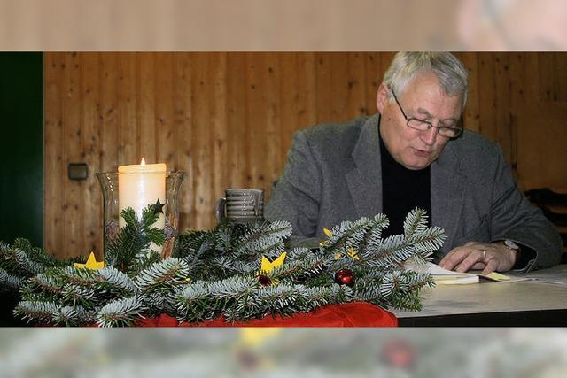 Von Poesiealben und Soldaten unterm Christbaum