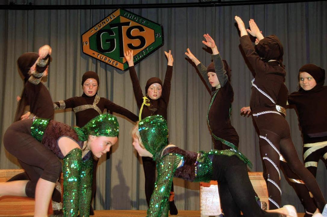 GTS-Nikolausfeier  | Foto: Andrea Steinhart