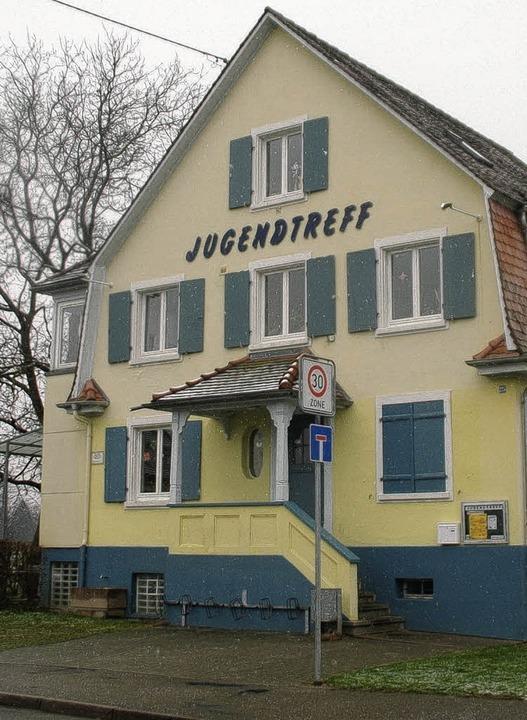 Ein buntes Haus für die Jugend   | Foto: Reiter