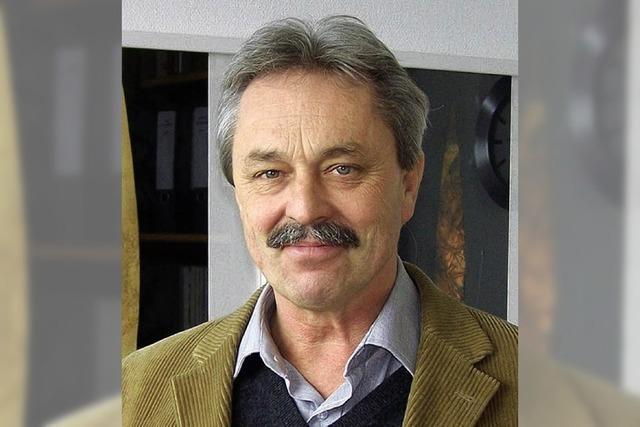 Lothar Maier geht im Sommer in Ruhestand