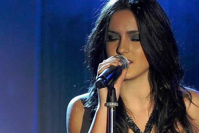 Antonella Trapani fiebert dem Popstars-Finale entgegen