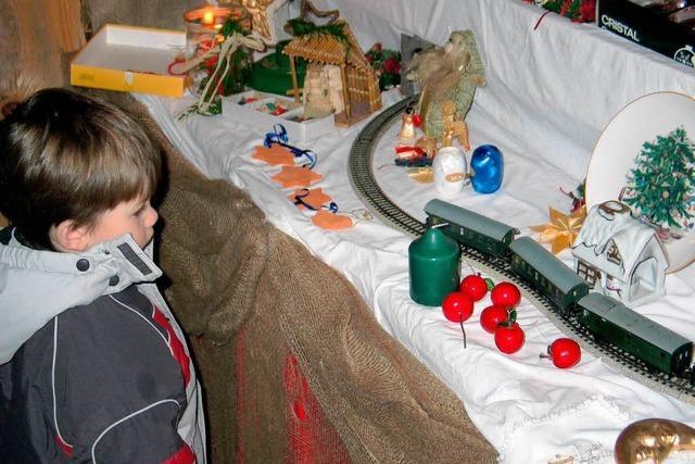 Dorfweihnacht ohne Kommerz