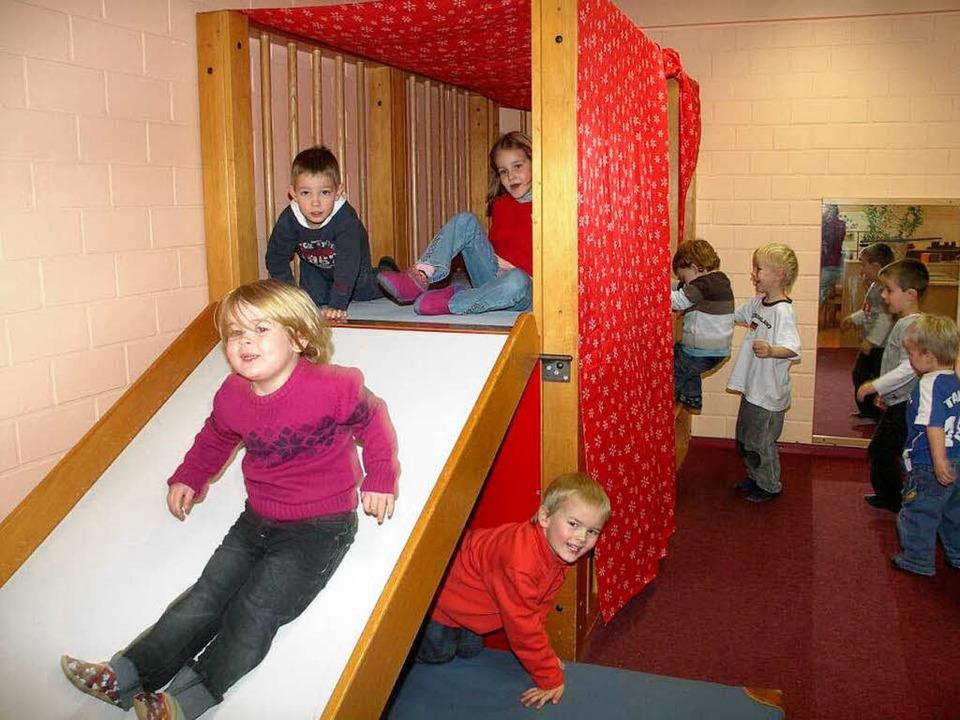 209 Kindergartenplätze sechs konfessionellen Kindergärten gibt es in Vogtsburg.    Foto: Privat