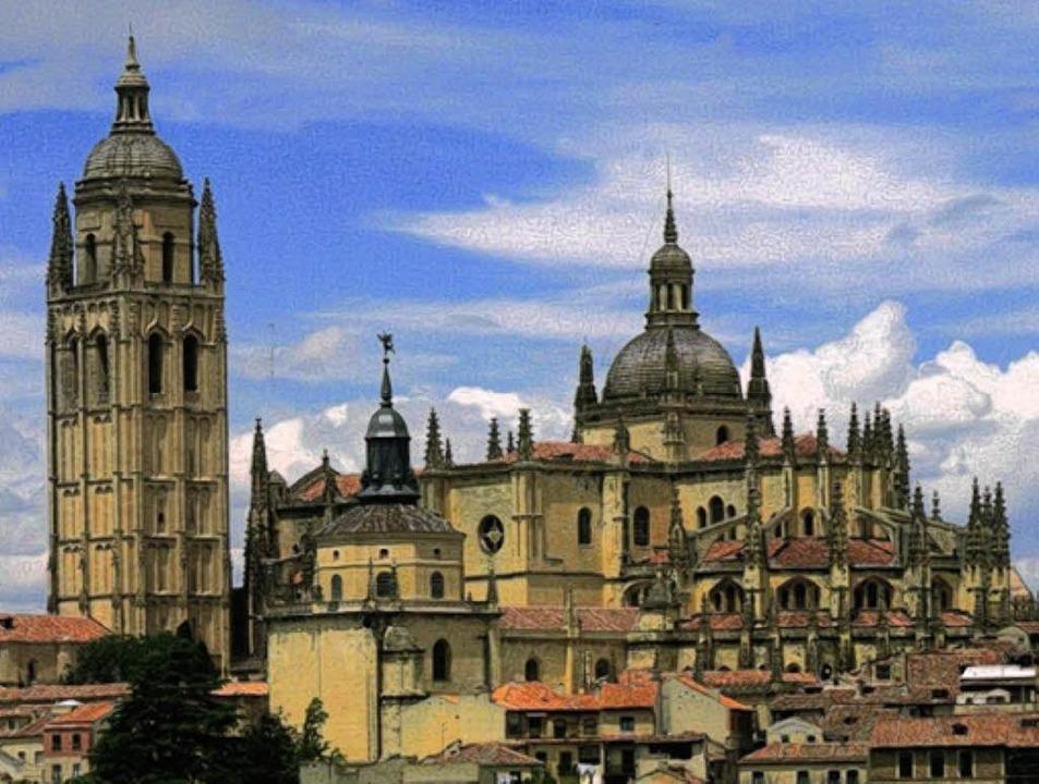 Segovia  | Foto: Fotos: Buch