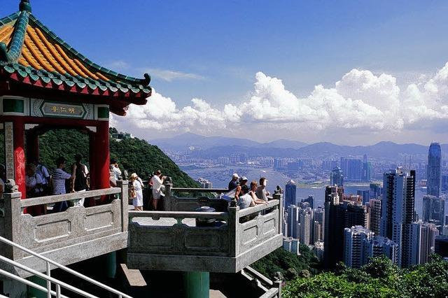 Hongkongs gelbe Seiten