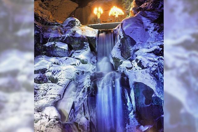 Licht, Feuer und Eis