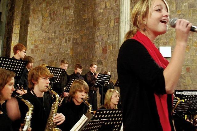 Im Scheffelgymnasium ist Musik drin