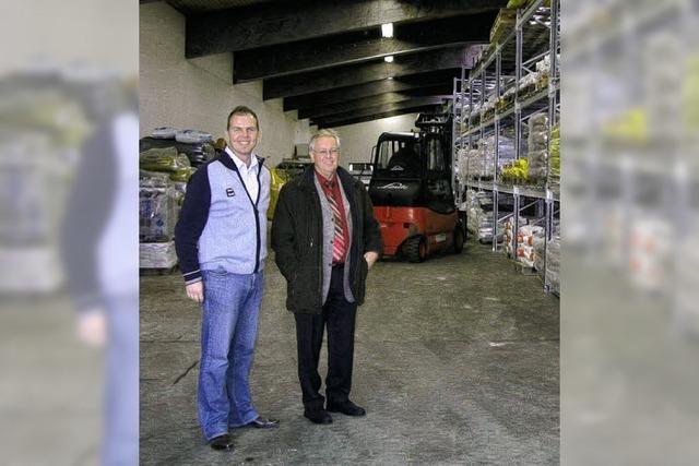 Raab Karcher eröffnet in Bernau