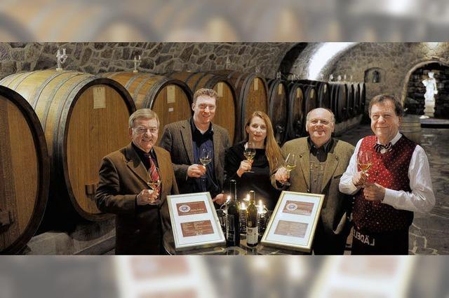 Durbacher Weine gegen den Rest der Welt