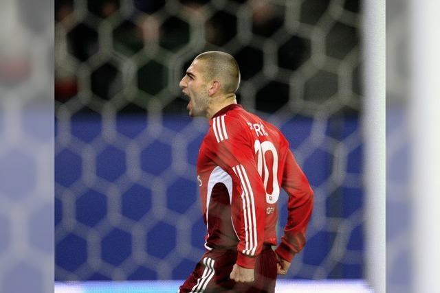 HSV beendet Gruppenphase als Sieger