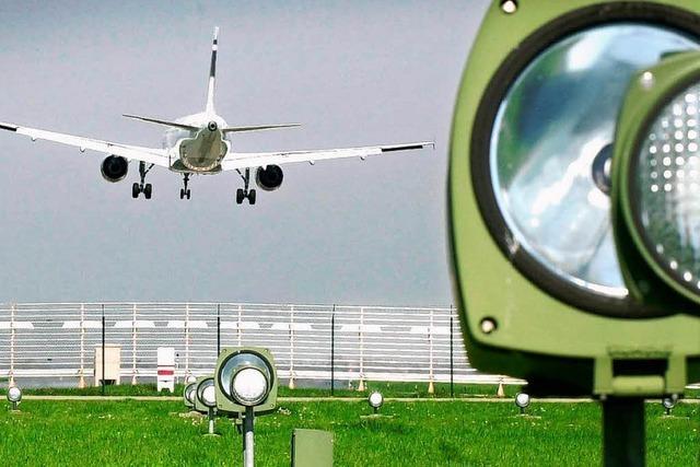Europa-Park-Flüge nach Lahr sind ein Flop