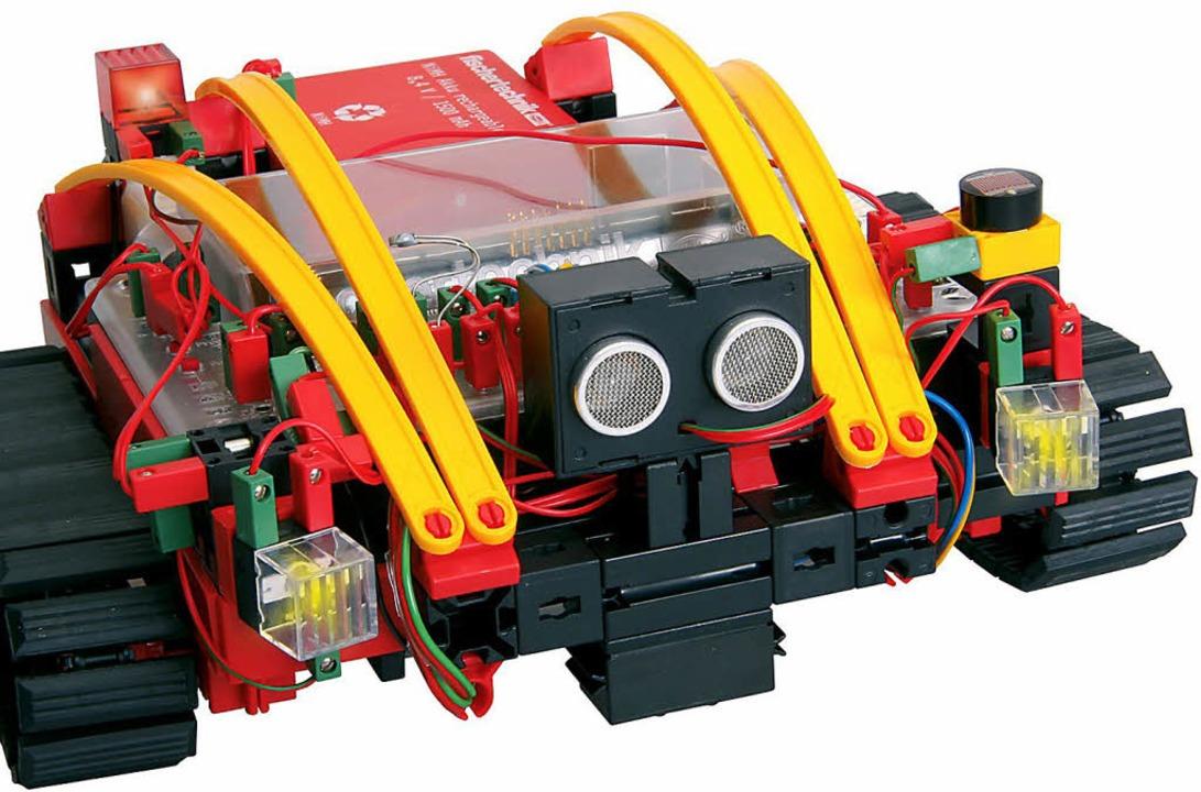 Egal, ob Einsteiger-Roboter<ppp></ppp>    Foto: dpa-tmn