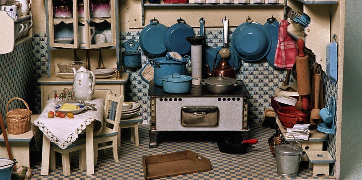 Kein Fall fürs Museum und immer mehr a...iden Kochkunst bis zum Gourmet-Menü.    | Foto: BZ
